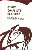 Ethnic Conflicts in Africa, Okwudiba Nnoli, 2869780702