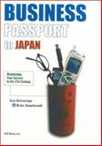 Business Passport to Japan 9784925080705