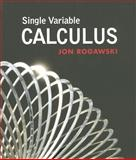 Single Variable Calculus, Rogawski, Jon, 1429210702
