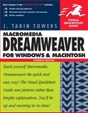 Dreamweaver MX for Windows and Macintosh, Towers, J. Tarin, 0321150708