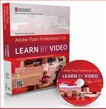 Adobe Flash Professional CS6, video2brain and Joseph Labrecque, 0321840704