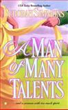 A Man of Many Talents, Deborah Simmons, 0425190706