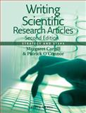 Writing Scientific Research Articles, Margaret Cargill and Patrick O'Connor, 1118570707