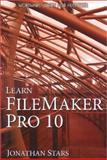 Learn FileMaker Pro 10, Jonathan Stars, 1598220713