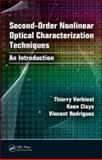 Second-Order Nonlinear Optical Characterization Techniques, Clays, Koen and Verbiest, Thierry, 1420070711