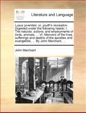 Lusus Juveniles, John Marchant, 1140720716