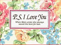 P. S. I Love You, Brown, H. Jackson, Jr., 1558530711