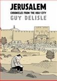 Jerusalem, Guy Delisle, 1770460713
