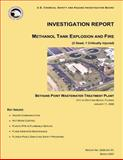 Investigation Report Methanol Tank Explosion and Fire, U. S. Chemical Safety Investigation Board, 1500480711