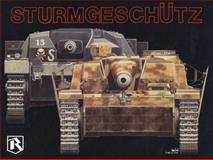 Sturmgeschutze, Uwe Feist, 0982190719