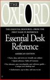 The Oxford Essential Desk Reference, Oxford University Press Staff, 0425180719