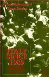 Italy since 1989, Vittorio Bufacchi and Simon Burgess, 0333930711