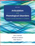 Articulation and Phonological Disorders 8th Edition