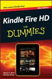 Kindle Fire HD for Dummies, Nancy C. Muir and Harvey Chute, 1118530713