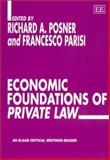 Economic Foundations of Private Law, , 1843760711
