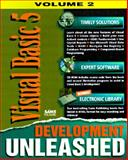 Visual Basic 5 Development Unleashed, Sams Development Staff, 0672310724