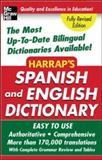 Harrap's Spanish and English Dictionary, Harrap's Harrap's, 0071440720