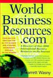 World Business Resources.Com : A Directory of 8,000+ International Business Resources on the Internet, Wasny, Garrett, 0071360727