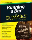 Running a Bar for Dummies and Reg, Foley, Ray and Dismore, Heather, 1118880722