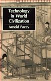 Technology in World Civilization, Pacey, Arnold, 0262660725