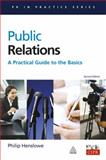 Public Relations, Philip F. A. Henslowe, 0749440724