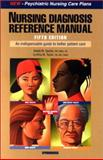 Nursing Diagnosis Reference Manual, Sparks, Sheila M. and Taylor, Cynthia M., 1582550727