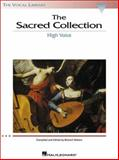 The Sacred Collection - High Voice, Richard Walters, 0634030728