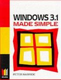 Windows 3.1 Made Simple, McBride, 0750620722
