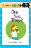 Can You Play?, Margot Linn, 1402720726