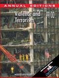 Violence and Terrorism 99/00, Schechterman, Bernard and Slann, Martin W., 0070310726