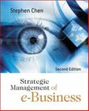 Strategic Management of E-Business 9780470870730