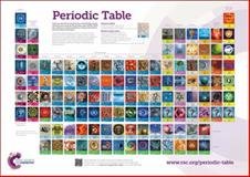 Royal Society of Chemistry Periodic Table Wallchart, Robertson, Murray, 1782620737