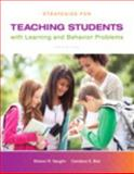 Strategies for Teaching Students with Learning and Behavior Problems, Vaughn, Sharon R. and Bos, Candace S., 0133570738