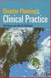 Disaster Planning for the Clinical Practice, Baum, Neil and McDaniel, John W., 0763750735