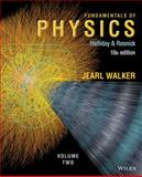 Fundamentals of Physics, Chapters 21-44, Halliday, David and Resnick, Robert, 1118230736