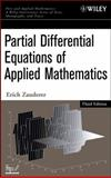 Partial Differential Equations of Applied Mathematics, Zauderer, Erich, 0471690732