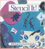 Stencil It!, Sandra Buckingham, 0921820739
