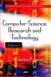 Computer Science Research and Technology. Volume 2, Bauer, Janice P., 1611220734