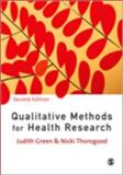 Qualitative Methods for Health Research, , 1847870732