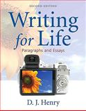 Writing for Life 9780205720736