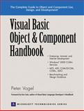 Visual Basic Object and Component Handbook, Vogel, Peter, 0130230731