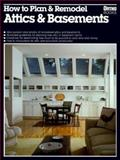 How to Plan and Remodel Attics and Basements, Ortho Books, Bob Beckstrom, 0897210735