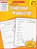 Traditional Manuscript, Scholastic, 0545200733