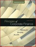 Principles of Corporate Finance, Concise, Brealey, Richard A. and Myers, Stewart C., 0073530743