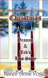 Amish Knitting Circle Christmas, Karen Vogel, 0615910742