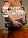 Publishers International ISBN Directory 2011, , 3110230747