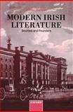 Modern Irish Literature 9780198120742