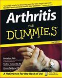 Arthritis for Dummies®, Barry Fox and Nadine Taylor, 0764570749