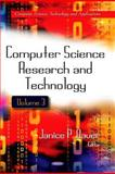 Computer Science Research and Technology. Volume 3, Janice P. Bauer, 1611220742