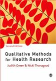 Qualitative Methods for Health Research, , 1847870740